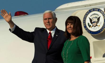 La gira de Pence: contra Venezuela y por la salud de los mercados