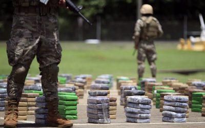 EEUU y la guerra (contra las drogas) en Colombia, México y Centroamérica