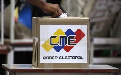 Informe Elecciones Regionales Venezuela 2017