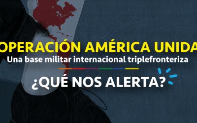 Operación América Unida: presencia militar permanente de EEUU en América Latina