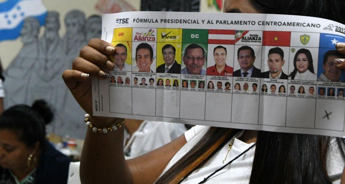 Dos presidentes para Honduras