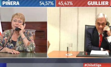 Informe postelectoral Chile 2017: el derrumbe de la Nueva Mayoría