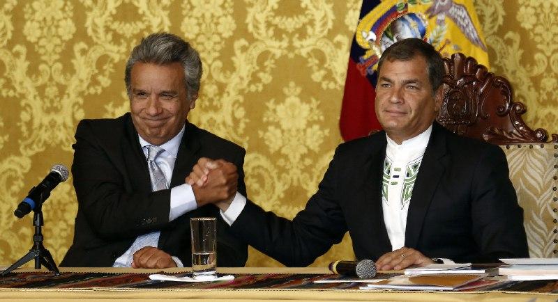 Claves de la disputa política en Ecuador