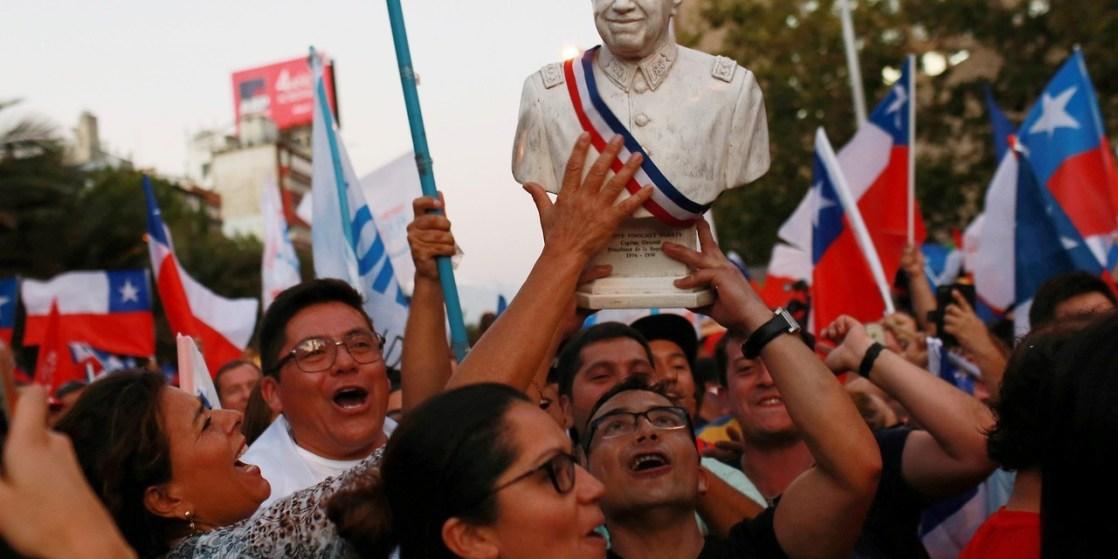 Elecciones presidenciales en Chile: Piñera arrasa, el oficialismo se derrumba, la izquierda afirma sus posiciones