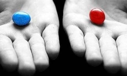 La pastilla azul de Lenín Boltaire Moreno