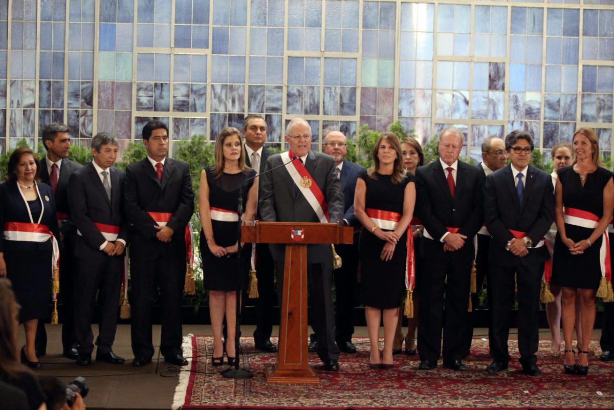 Perú, el GPS de PPK ¡Gire a la derecha!