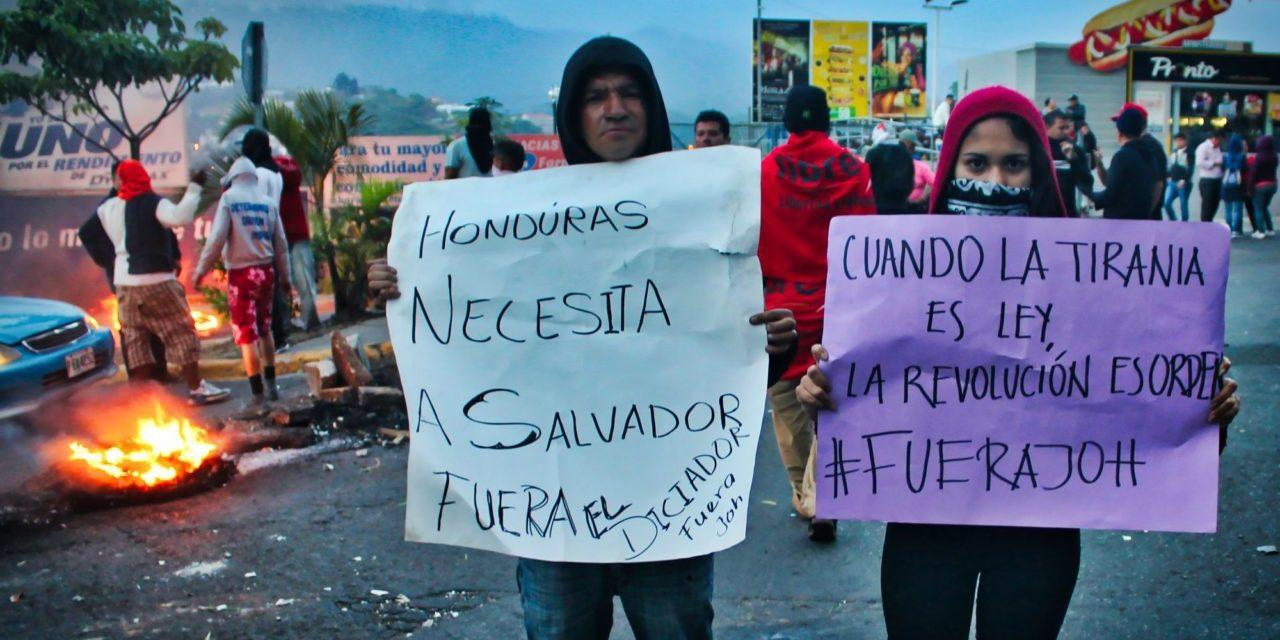 Honduras, una bomba de tiempo