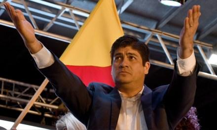 Informe post electoral de Costa Rica: el triunfo de Carlos Alvarado