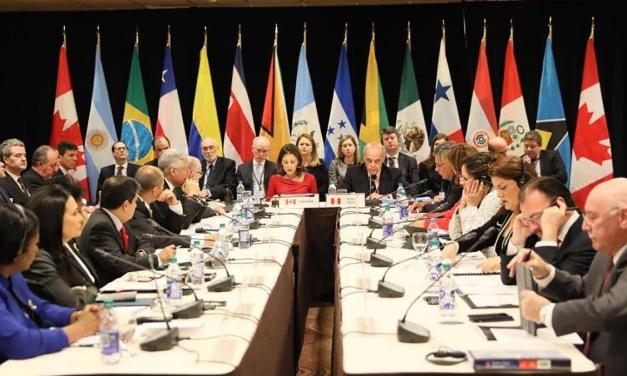 Grupo de Lima: la vía no democrática