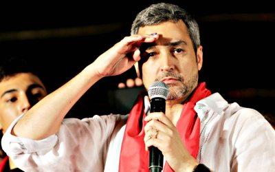 Mario Abdo Benítez, del stronismo a la presidencia