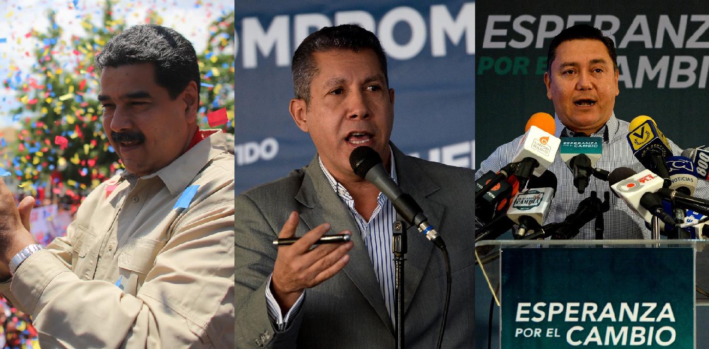 Elecciones presidenciales Venezuela 2018. (Informe pre-electoral)