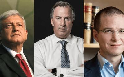 Propuestas electorales de los candidatos a la presidencia de México