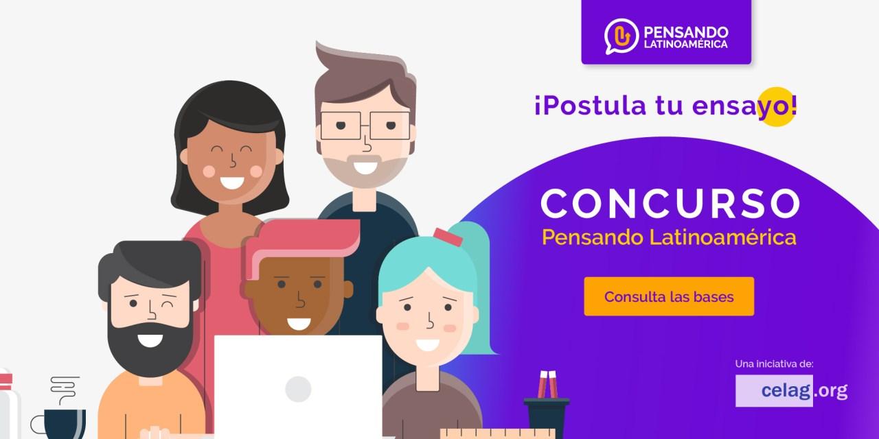 Concurso de ensayos para jóvenes investigadores: Pensando Latinoamérica