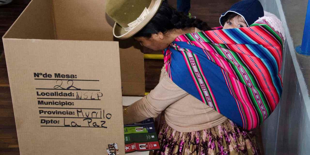 Elecciones y continuidad del proceso político: Bolivia de cara al 2019