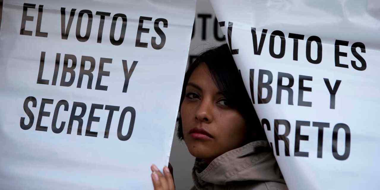 Maquinarias y elecciones presidenciales en México