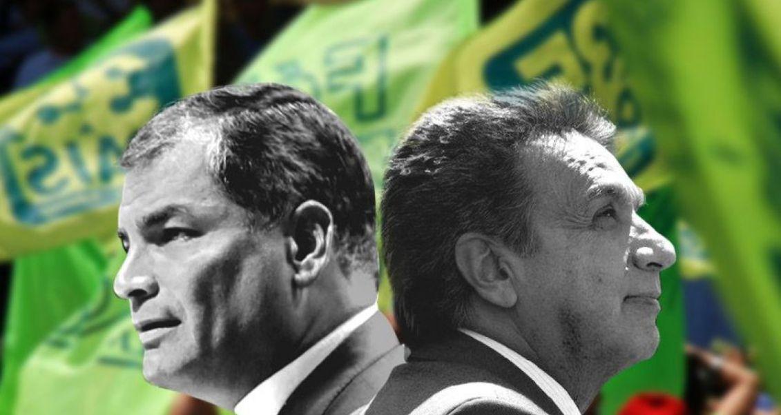 """El libreto del """"lawfare"""" contra Rafael Correa"""