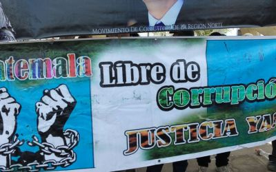 Escenarios políticos de una Guatemala inconclusa