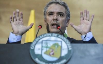 Colombia: balance de un mes de gobierno de Iván Duque