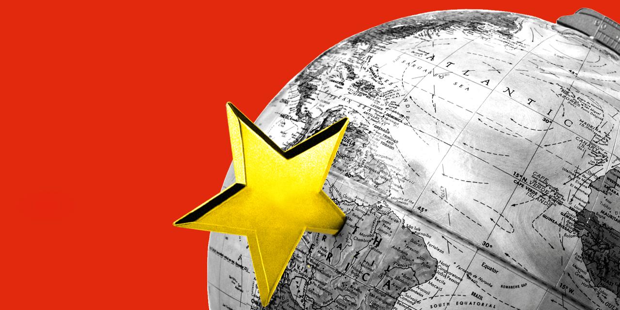 China en América Latina, según Estados Unidos