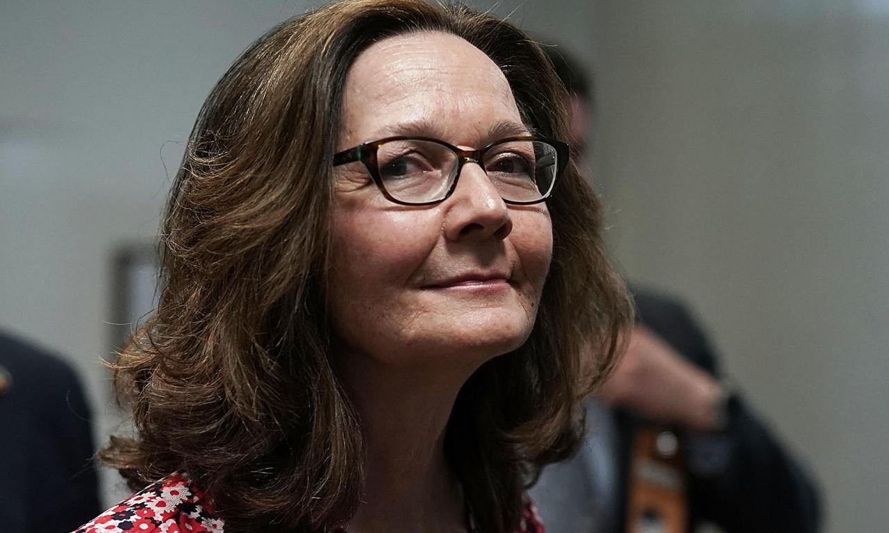 Gina Haspel (EE. UU.)