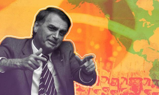 Bolsonaro y EE. UU., la unión de dos 'grandes'