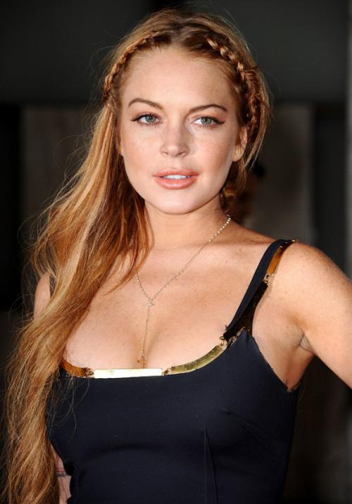 リンジー・ローハン / Lindsay Lohan