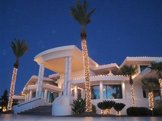 Eddie Murphys Homes