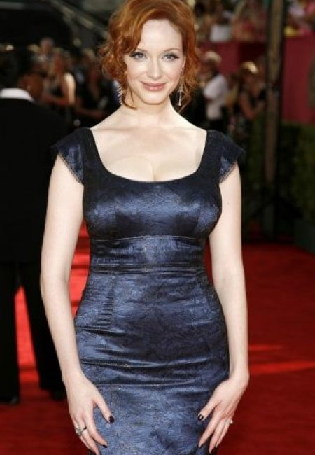 Christina Hendricks Measurements, Height, Weight, Bra Size, Age, Wiki