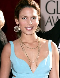 Nadine Velazquez Height and Weight 2014
