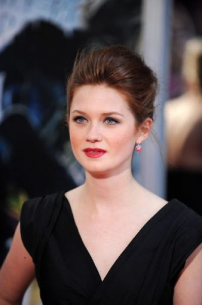 Bonnie Wright Measurem...