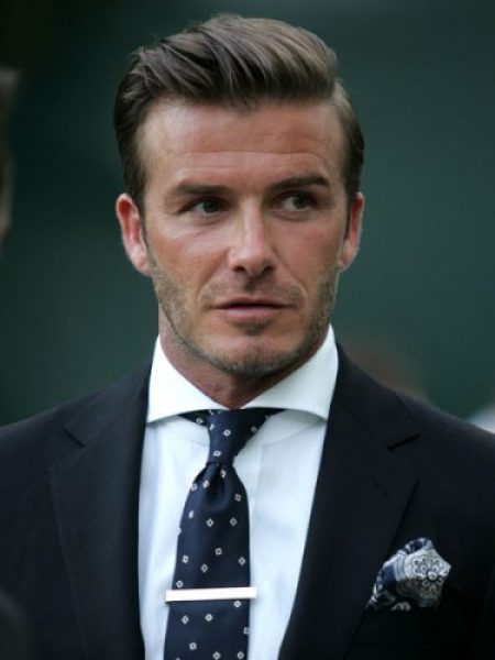 David Beckham Body Size, Height And Weight 2014