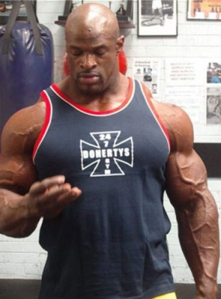 Ronnie Coleman Biceps Size, Net Worth, Girlfriends