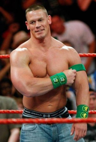 John Cena Body Size, Height And Weight 2014