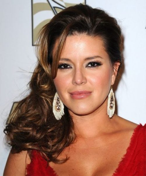 Alicia Machado height and weight 2014