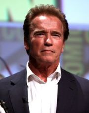 Arnold Schwarzenegger Height, Weight, Age, Biceps Size, Body Stats