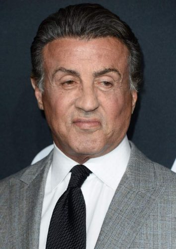 Sylvester Stallone upcoming films birthday date affairs