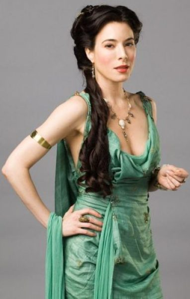 Jaime Murray Boyfriend, Age, Biography