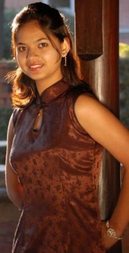 Subita Pradhan height and weight 2014