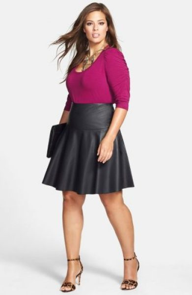 Ashley Graham Measurements, Height, Weight, Bra Size, Age, Wiki