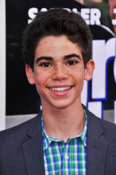 Cameron Boyce height and weight 2016