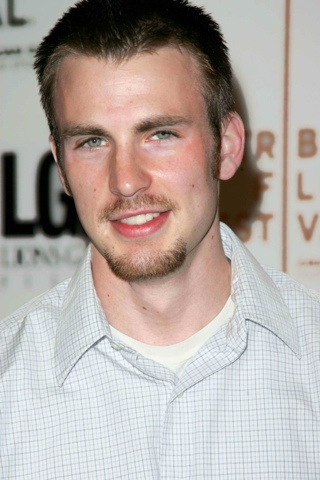 Chris Evans height and weight 2016