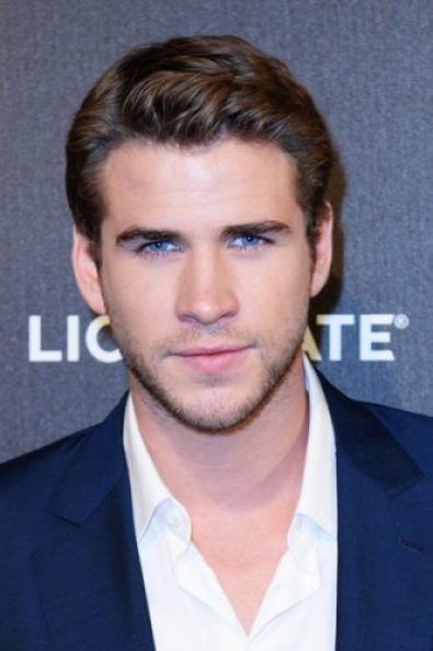 Liam Hemsworth Chest Biceps size