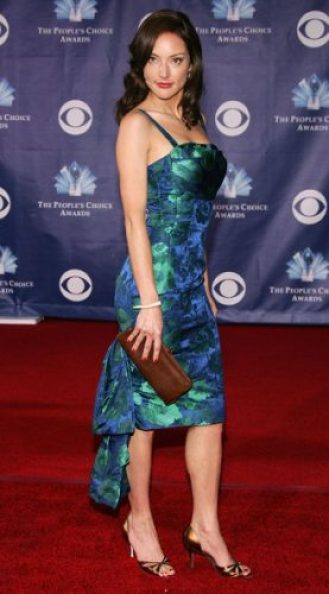 Lola Glaudini height and weight 2016