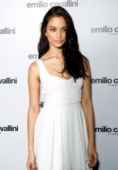 Shanina Shaik height and weight 2016