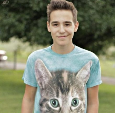 Jacob Whitesides Height, Weight, Age, Biceps Size, Body Stats