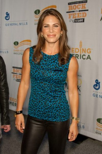 Jillian Michaels height and weight 2016