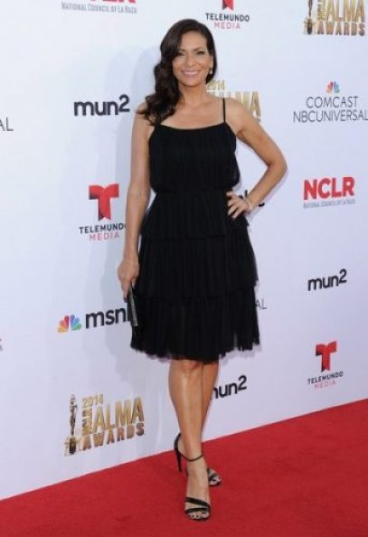 Constance Marie height and weight 2016