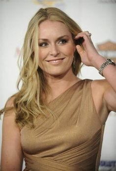 Lindsey Vonn height and weight 2016