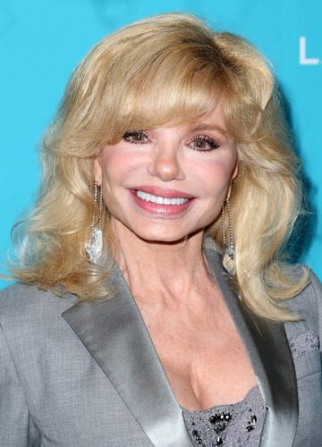 Loni Anderson height and weight 2016