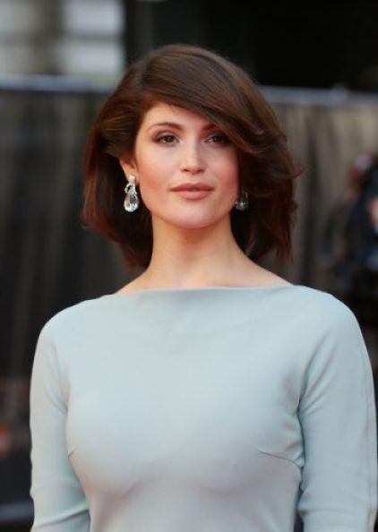 Gemma Arterton height and weight 2016